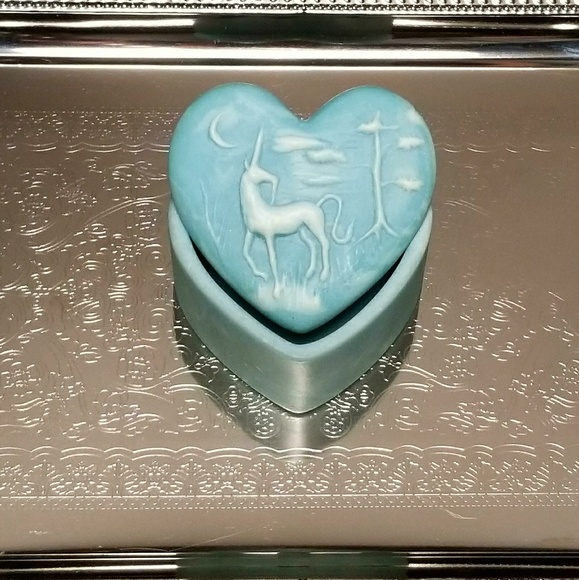 Design Gifts International Inc Accessories Soapstone Trinket Box